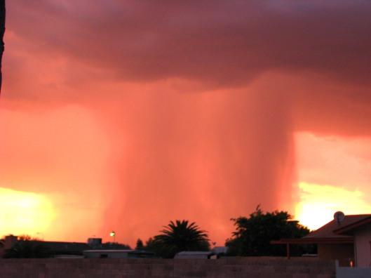 An Arizona Storm