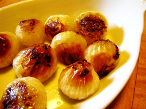 mmmm... caramelized onions....